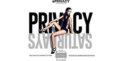 Privacy Saturdays At Rose Gold - FREE ENTRY, HENNY, & WINGS TIL 11 W/RSVP! - Best Saturday NightClub/Party!!