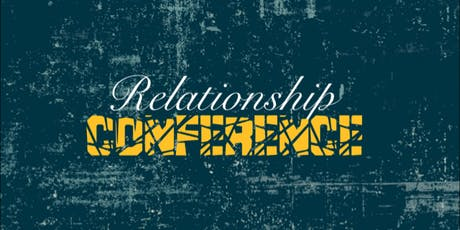Relationship Conference tickets
