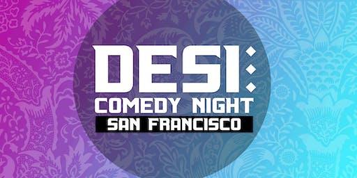 SF's Desi Comedy Night