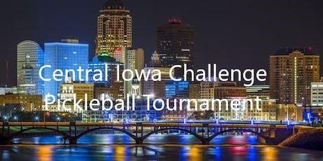 Central Iowa Challenge Pickleball Tournament tickets
