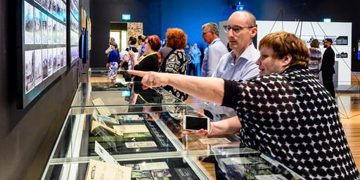 Home: a suburban obsession guided exhibition tour (July)