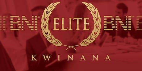 BNI Kwinana Elite  tickets