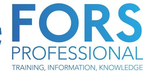 FORS Professional: Collision Investigator & Road Risk Champion tickets
