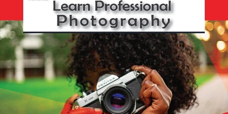 PHOTOGRAPHY TRAINING tickets