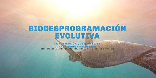 BIODESPROGRAMACIÓN EVOLUTIVA