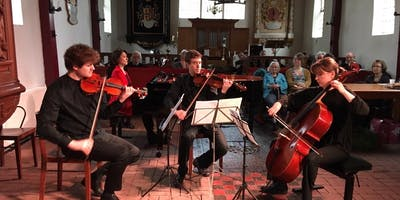Lenteconcert in Olterterp: docenten en studenten Prins Claus Conservatorium