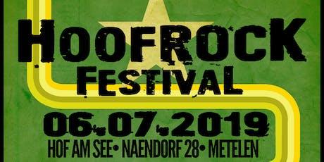 Hoofrock Festival 2019 Tickets