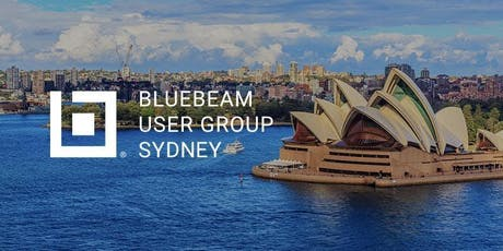 Sydney Bluebeam User Group (SydBUG) Meeting tickets