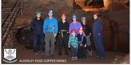 Down the Mines! - October