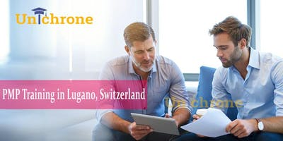 PMP Training Course in Lugano, Switzerland