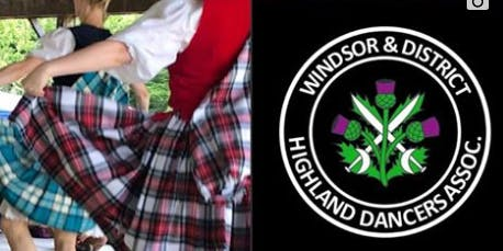 W&DHDA Kingsville Highland Games
