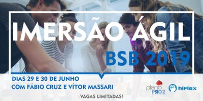 Imersão Ágil - Brasília 2019