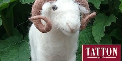 Farm to Felt: Wulydermy Needle Felt Workshop at Tatton Park