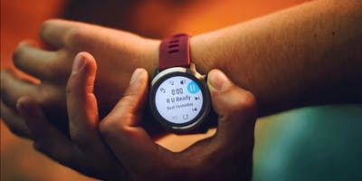 Clinic: Lopen met een GPS-horloge van Garmin