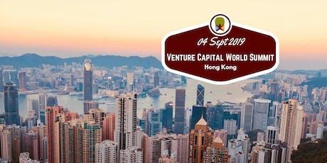 Hong Kong 2019 Venture Capital World Summit tickets