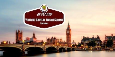 London 2019 Venture Capital World Summit  tickets