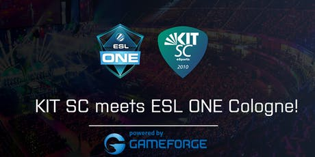 KIT SC meets ESL One Cologne 2019 Tickets