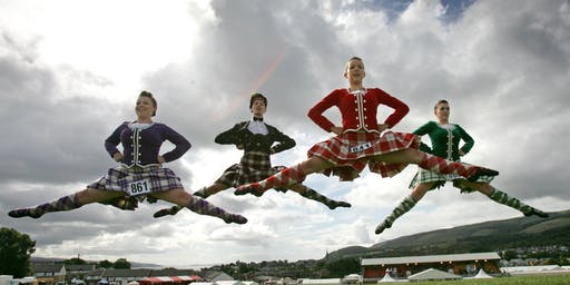 Cowal Highland Gathering - Friday 30th August 2019