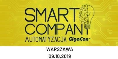 Smart Company - Automatyzacja GigaCon