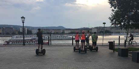Budapest City Segway Tour | BP Tour Hub tickets