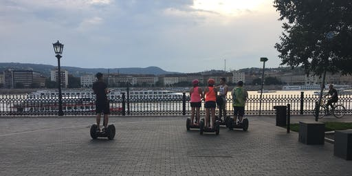 Budapest City Segway Tour | BP Tour Hub
