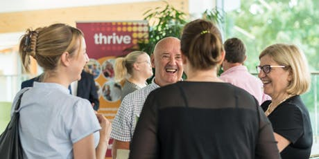 Thrive Wednesday Lunch  tickets