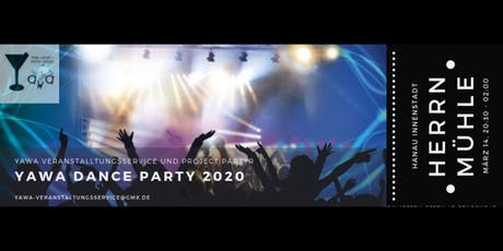 Yawa Club Party 2020 tickets