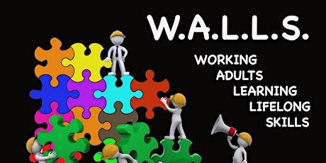 W.A.L.L.S Inc. Nonprofit 5k Walk/Run  tickets