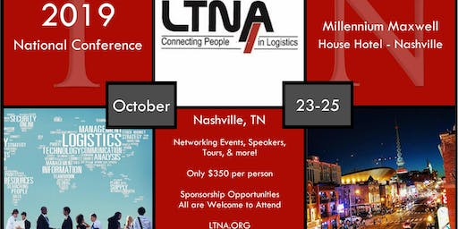 LTNA 2019 National Conference