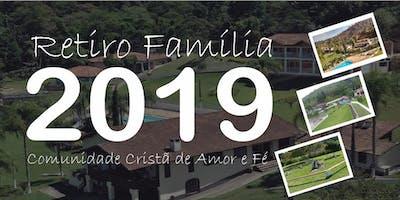 RETIRO FAMÍLIA 2019