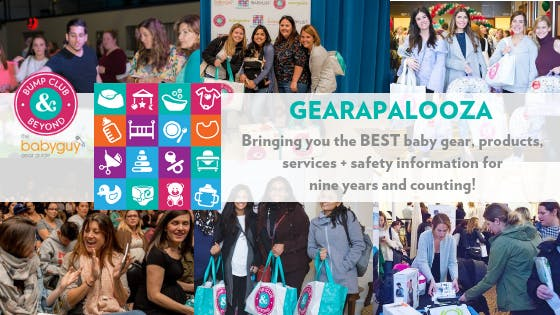 Gearapalooza Scottsdale: The Ultimate Baby Gear and Registry Event