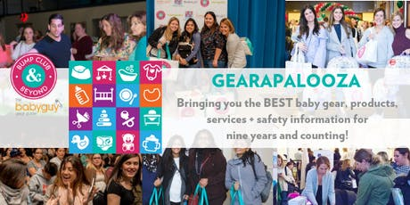 Gearapalooza Nashville: The Ultimate Baby Gear and Registry Event tickets