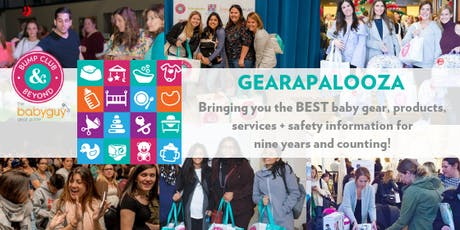 Gearapalooza Detroit: The Ultimate Baby Gear and Registry Event tickets