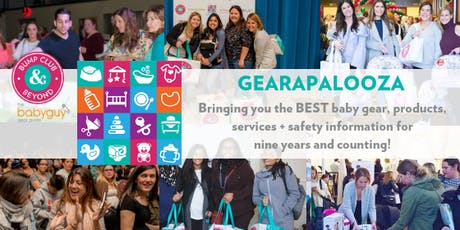 Gearapalooza Toronto, ON: The Ultimate Baby Gear and Registry Event tickets