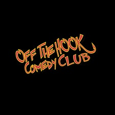 Off The Hook Comedy Club logo