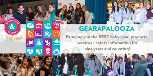 Gearapalooza Minneapolis: The Ultimate Baby Gear and Registry Event