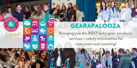 Gearapalooza Chicago: The Ultimate Baby Gear and Registry Event tickets