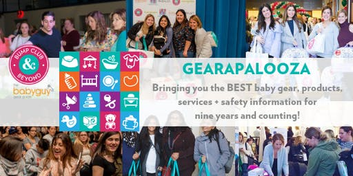 Gearapalooza Winnipeg, MB: The Ultimate Baby Gear and Registry Event