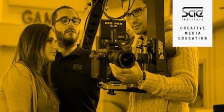 Film Production - Workshop - Hamburg Tickets