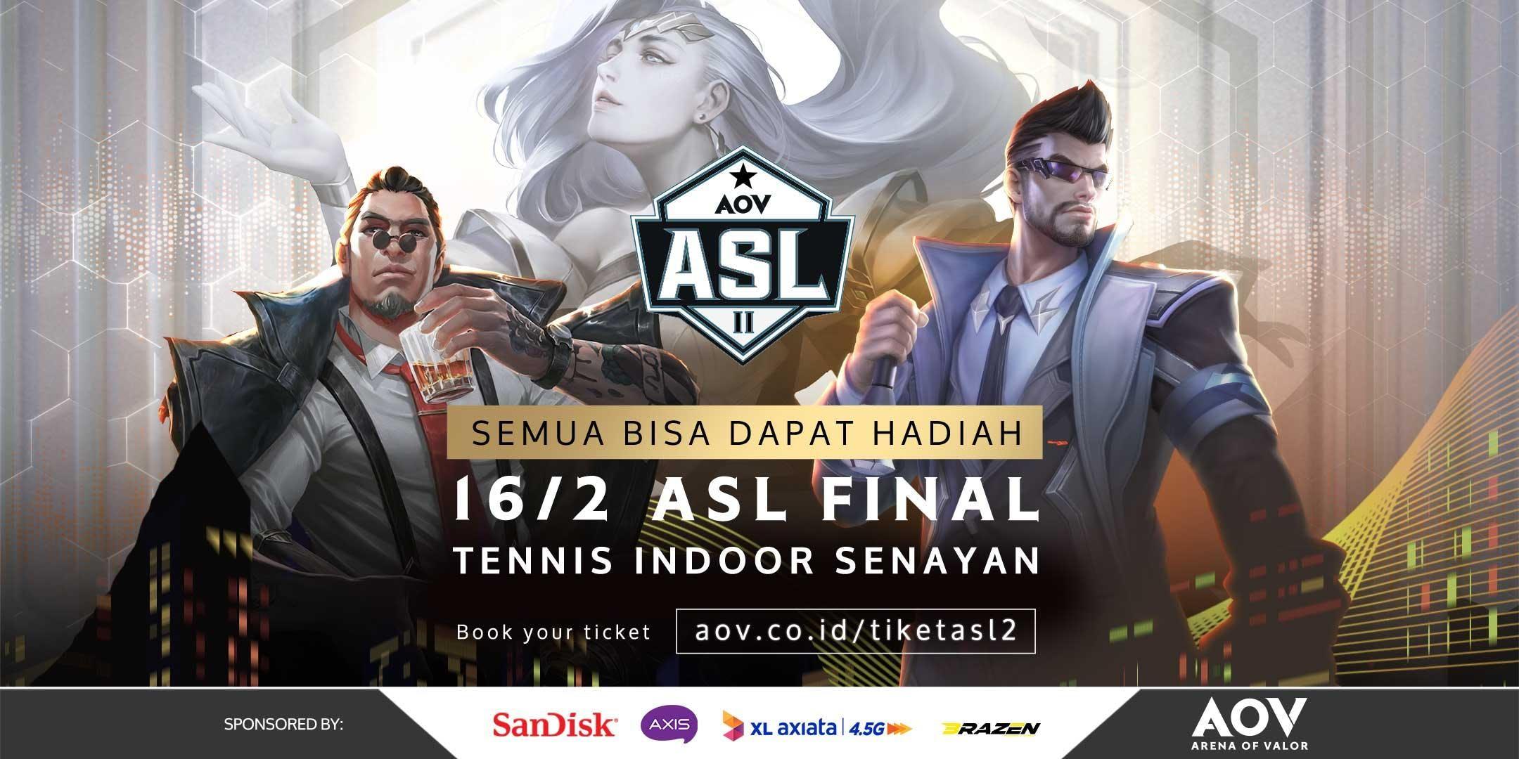 Grand Final AOV Star League (ASL) Season II