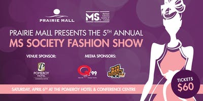 The 5th Annual MS Society Fashion Show