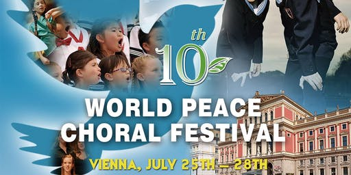 10th World Peace Choral Festival