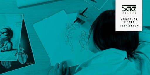 Game Art & 3D Animation - Workshop - Hamburg