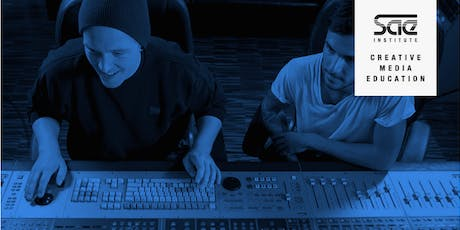 Workshop: Audio Engineering - Recording & Mixdown Tickets