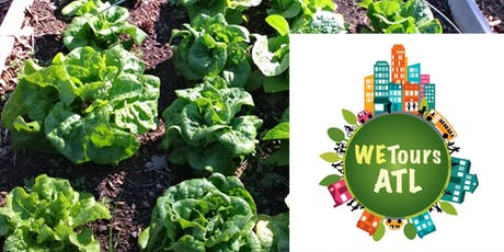 """Farms In Living Color"" - FREE Urban Farms Walking Tours (WEToursATL) tickets"