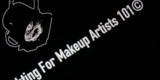 Lighting for Makeup Artists 101- Toronto Non-union