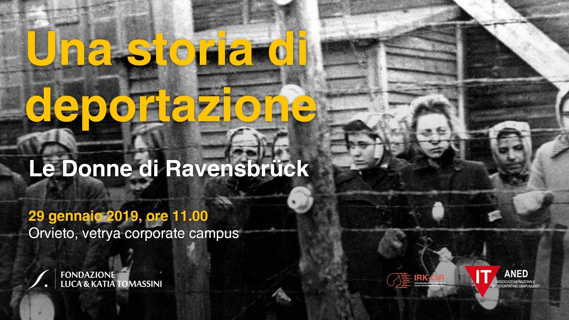 Una storia di deportazione. Monito e memoria. Le donne di Ravensbruck. 5d9240ca99c