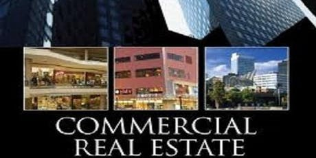 Basics of Commercial Real Estate - 3 HR CE | Atlanta FREE tickets