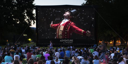 The Greatest Showman Outdoor Cinema Sing-A-Long in Tredegar