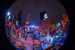 Bit Brigade performs Contra + Metroid at Saturn